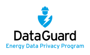 Logo | DataGuard Energy Data Privacy Program | EnerWisely
