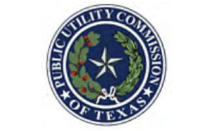 Logo | Texas Public Utility Comission | EnerWisely registered broker