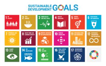 Picture EnerWisely Apoya los 17 Objetivos de Desarrollo Sostenible ODS de las Naciones Unidas