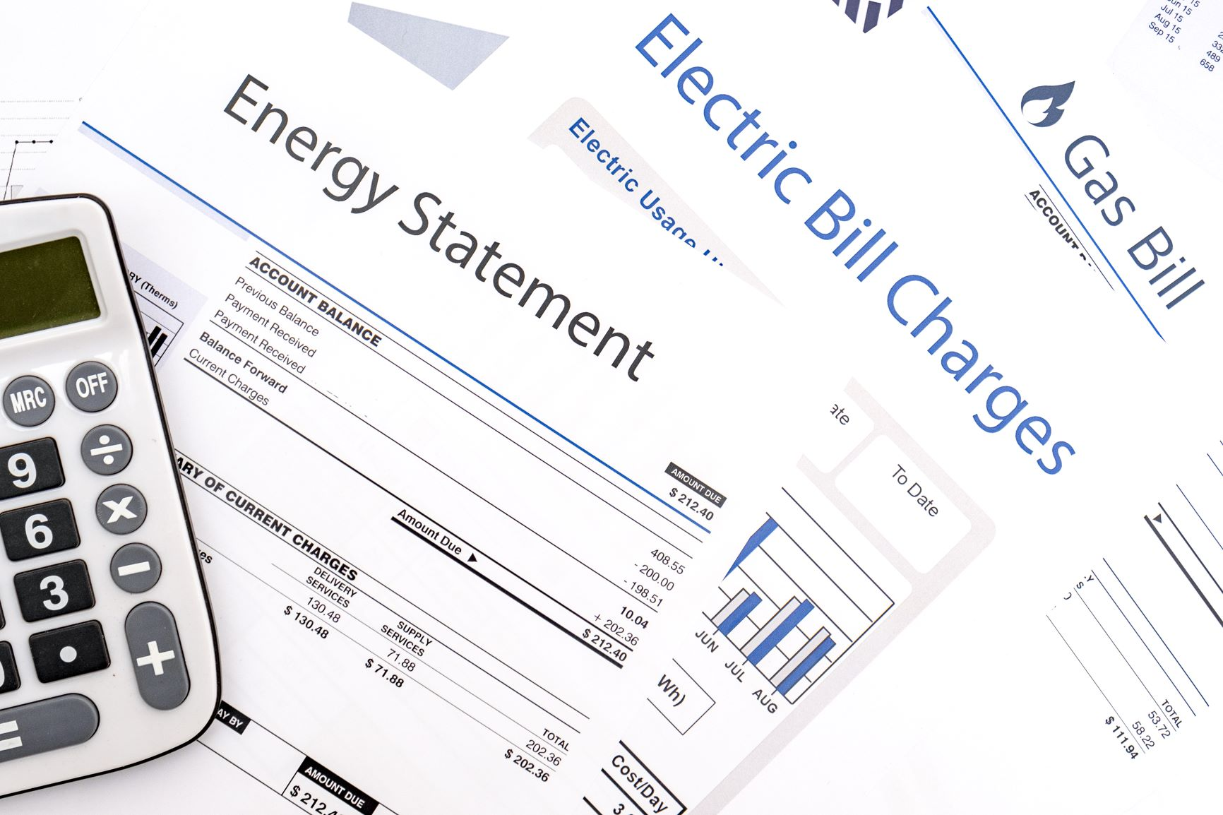 Illustration Electricity Bills | Energy Education | EnerWisely