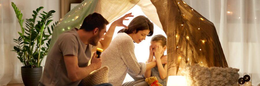 Picture Happy Family Cirro Energy Texas Plan